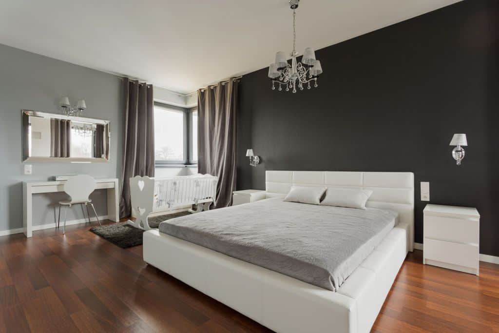 Two Tone Bedroom Paint Colors 6