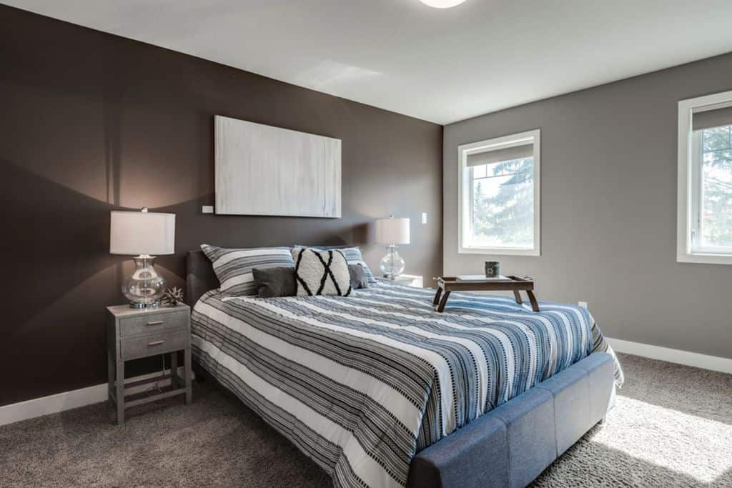 Two Tone Bedroom Paint Colors 7
