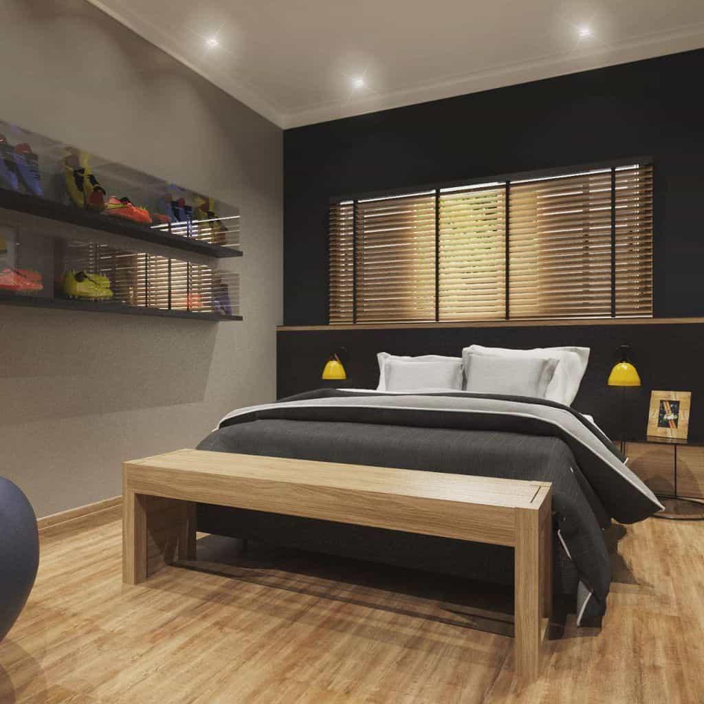 Two Tone Bedroom Paint Colors Claudiabocaiuva.arq
