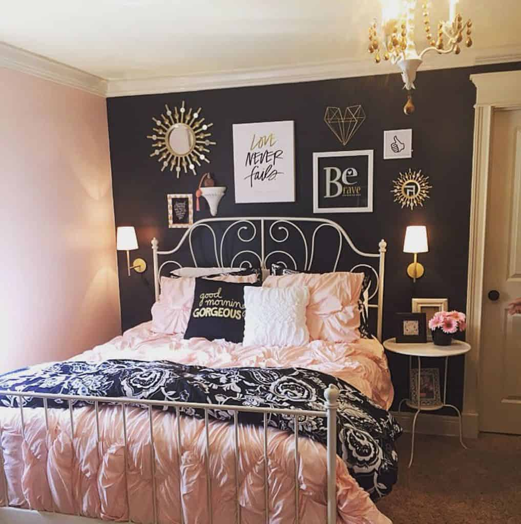 Two Tone Bedroom Paint Colors Sears House Designery