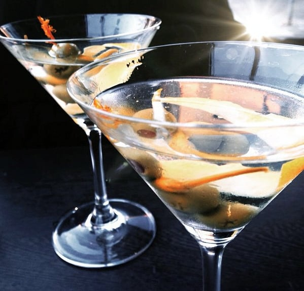 Types Of Martinis