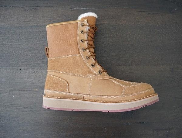 Ugg Chestnut Avalanche Butte Second Side Mens Boots