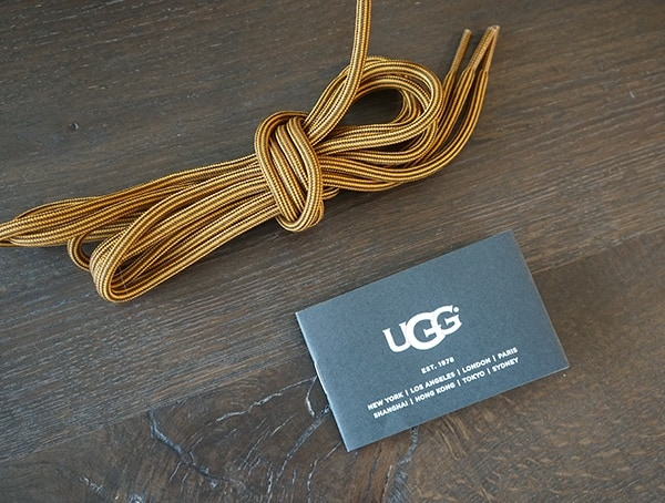 Ugg Harkley Boot Spare Shoe Laces