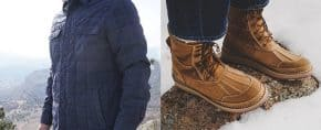 UGG Men's Trent Quilted Shirt Jacket and Avalanche Butte Boot Review