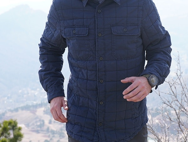 Ugg Mens Trenty Quilted Shirt Review