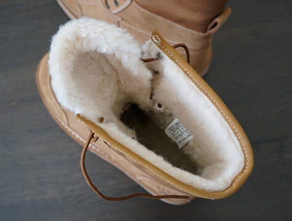 Uggpure Wool Sherpa Textile Lining Ugg Avalanche Butte Boots