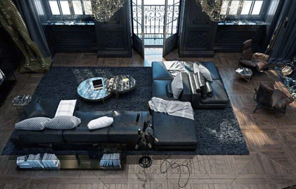 Ultimate Bachelor Pad Ideas Living Room
