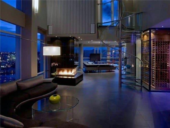 Ultimate Bachelor Pad Luxury Design Ideas