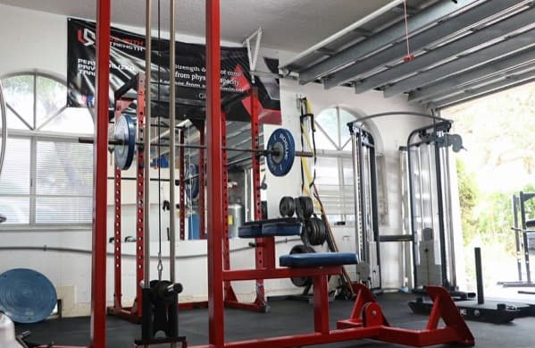 Ultimate Garage Gym Ideas