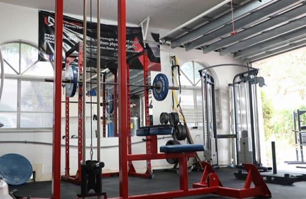 Ultimate Garage Gym Ideas