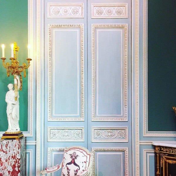 Ultra Detailed Home Interior Designs Door Trim
