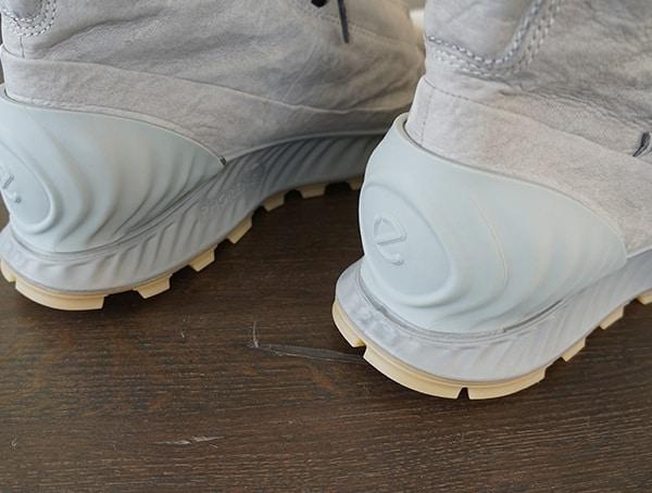Ultra Durable Rear Heel Mens Ecco Exostrike Boots