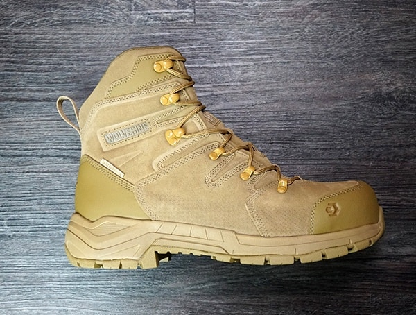 Ultra Light Wolverine Contactor Lx Cm Mens Work Boots Review