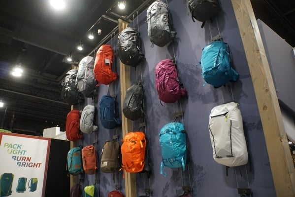 Ultra Lightweight Camping Backpacks
