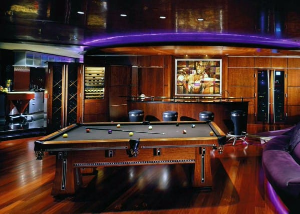 Ultra Luxury Awesome Man Caves For Men