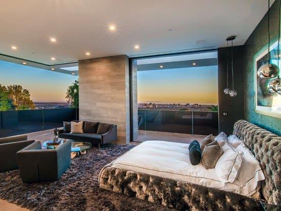 Ultra Luxury Bedroom Lighting Ideas