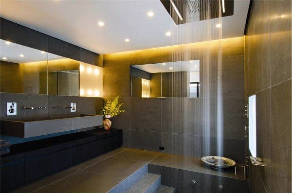 Ultra Modern Bathroom Ceiling Light Ideas