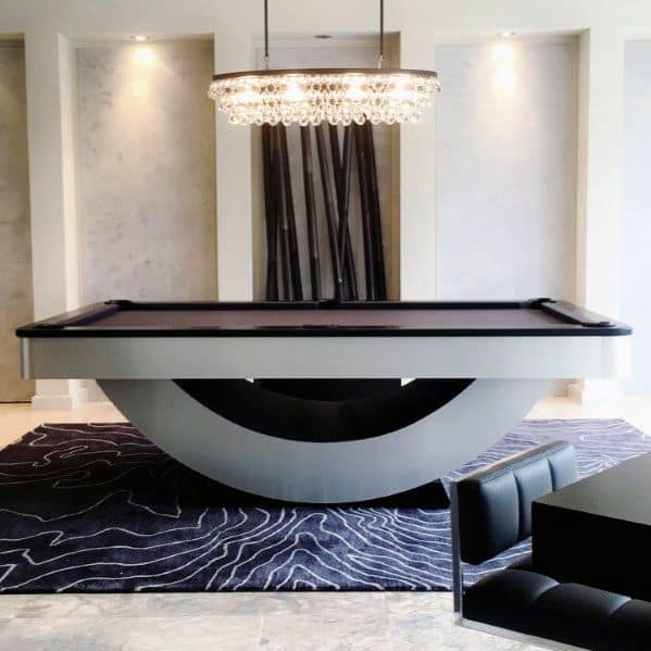 Ultra Modern Billiards Room Ideas