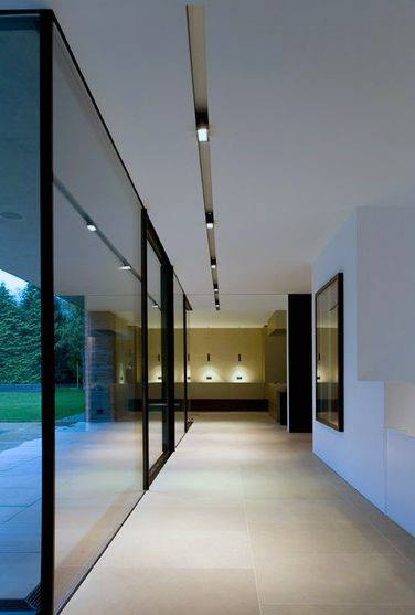 Ultra Modern Designs Hallway Lighting
