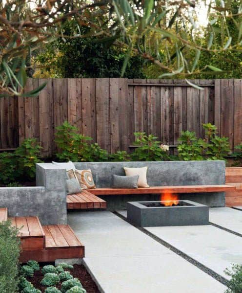 Ultra Modern Good Ideas For Patio Firepit