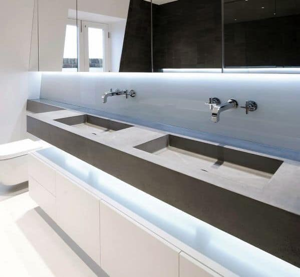 Ultra Modern Led Exceptional Bathroom Lighting Ideas