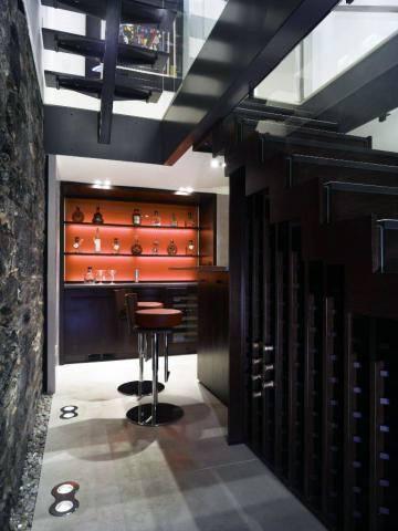 Ultra Modern Wet Bar Design Ideas
