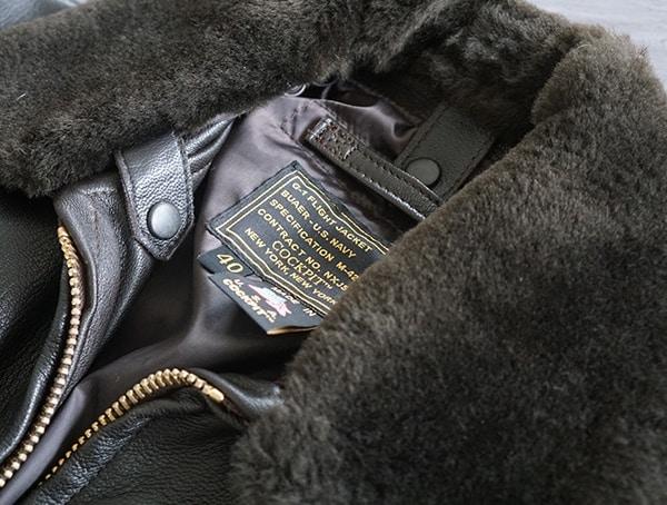 Ultra Plush Fur Collar Mens Cockpit Usa G 1 Flight Jackets