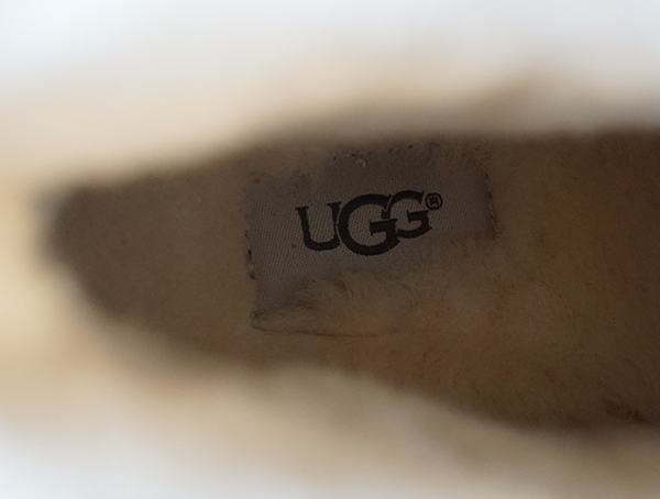 Ultra Soft Ugg Pure Woold Lining Interior Of Boot Ugg Hannen Tl