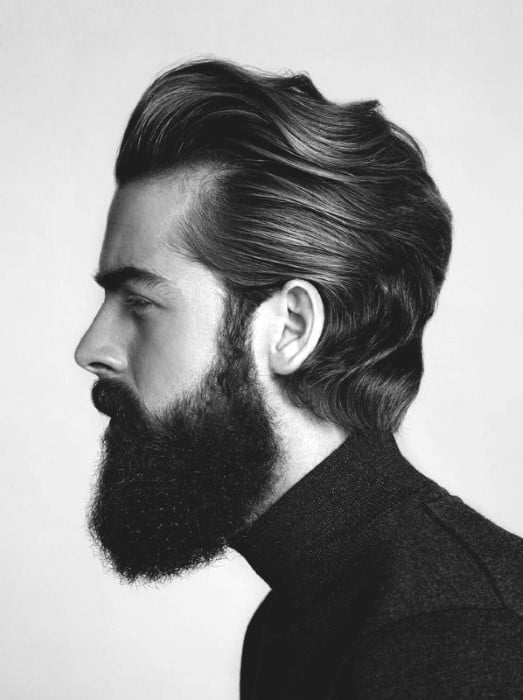 Ultra Wavy Male Stylish Hairstyles
