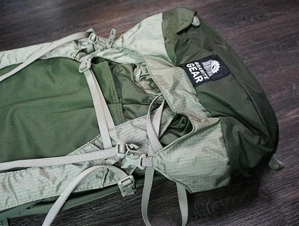 Ultralight Pack Granite Gear Crown2 60 Backpacking Reviews