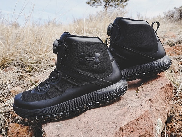 Under Armour Fat Tire Gore Tex Hiking Boots For Men Review Outdoors