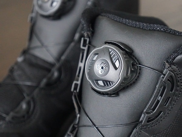 Under Armour Fat Tire Gore Tex Hiking Boots For Men With Boa Dial Laces