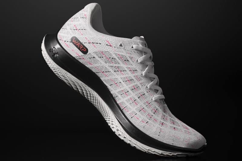 Under Armour Unveils Super Fast Shoe With No Outsole