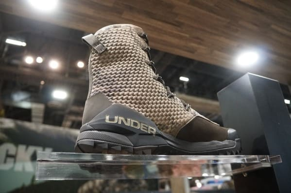 Under Armour Hiking Hunting Outdoor Boots For Men