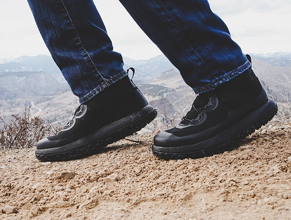Under Armour Review Fat Tire Gore Tex Mens Hiking Boots