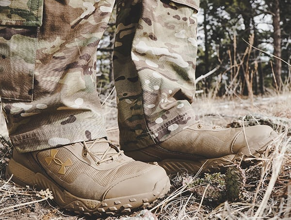 Under Armour Review Mens Coyote Brown Valsetz Rts Tactical Boots