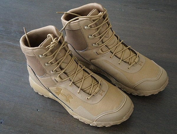 Under Armour Valsetz Rts 1 5 Coyote Brown Mens Tactical Boots