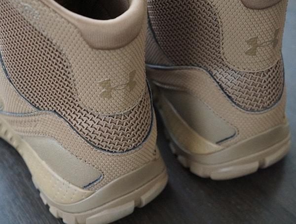 Under Armour Valsetz Rts 1 5 Tactical Boot For Men Heel