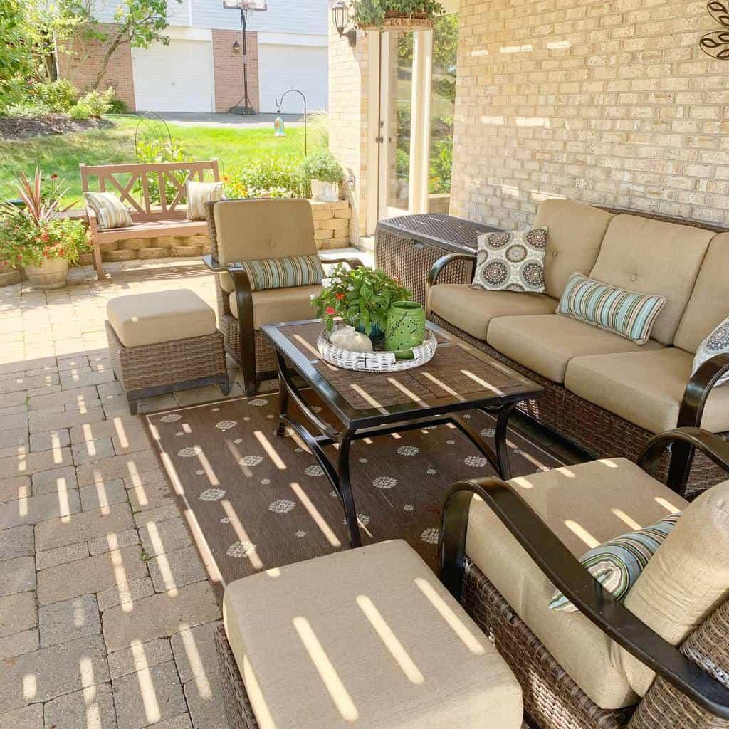 under deck patio deck ideas simpleinspirationsathome