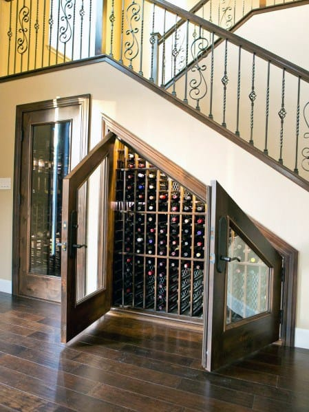 Under Stairs Cool Interior Ideas