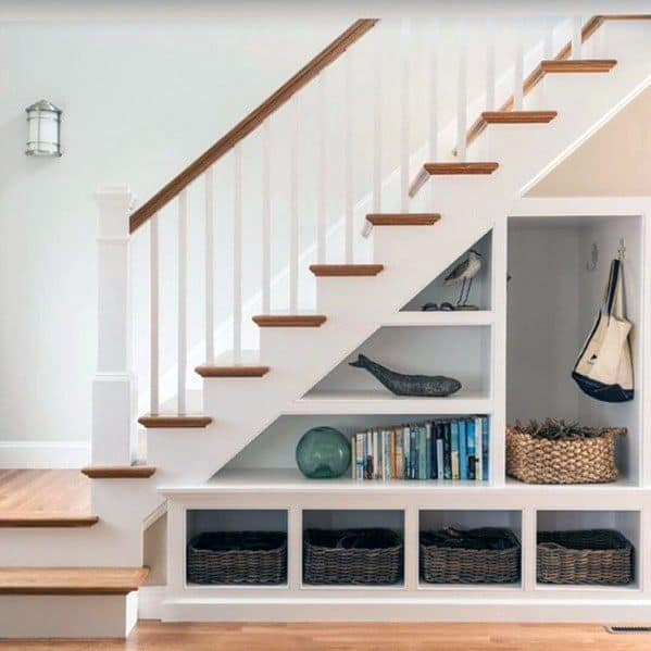 Under Stairs Design Inspiration
