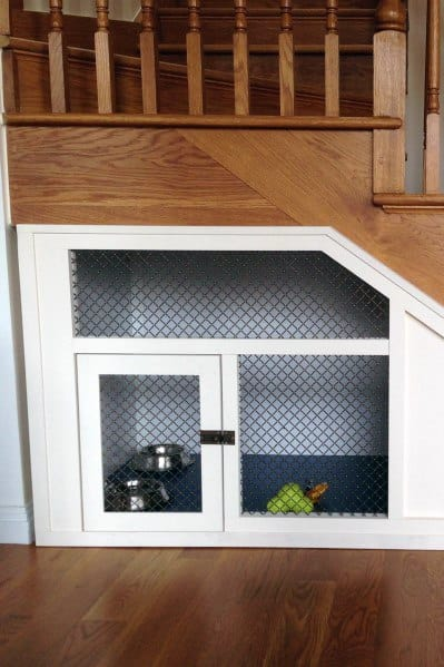 Under Stairs Ideas Dog Cage