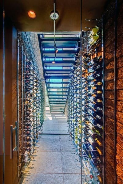 Under Stairs Wine Cellar Ideas