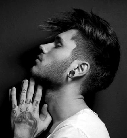 Undercut For Men Long To Medium Hair