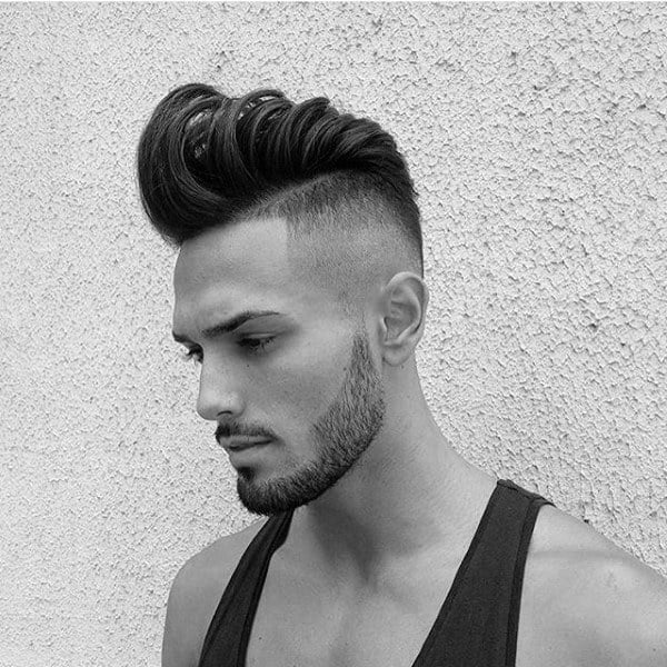 Undercut Haircuts For Medium Length Hair Men