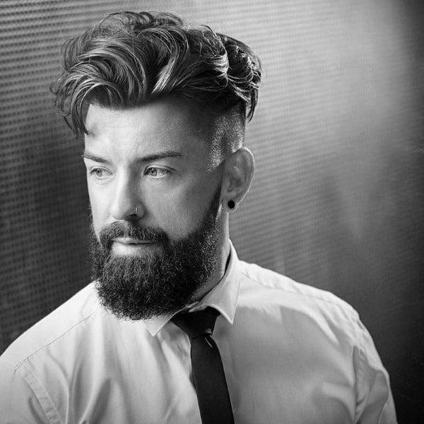 Undercut Men Hair