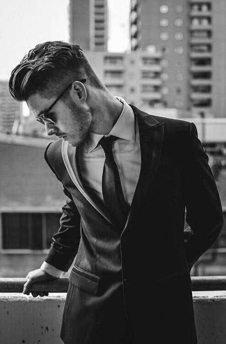 Undercut Men Hairstyle