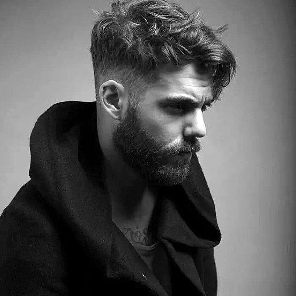 Undercut Mens Hair Inspiration