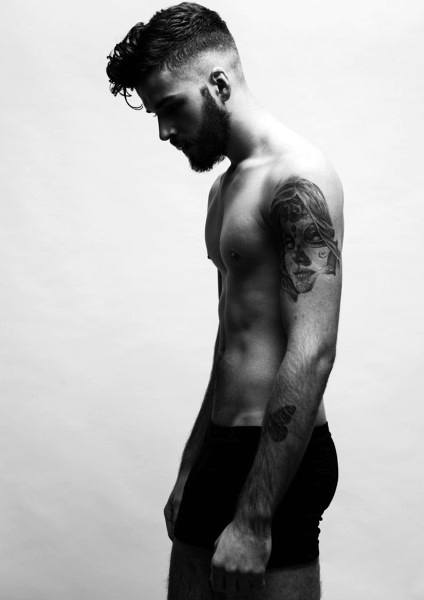 Undercut Mens Modern Hair