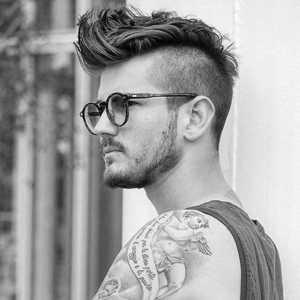 Undercuts For Mens Hair